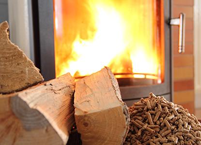 Les cheminées a bois